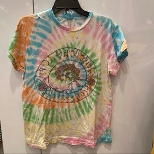 Madeworn Tie Dye Grateful Dead T-shirt